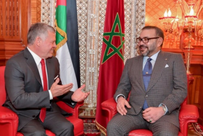 Jordan Hopes to Improve Judiciary, Legal Cooperation With Morocco