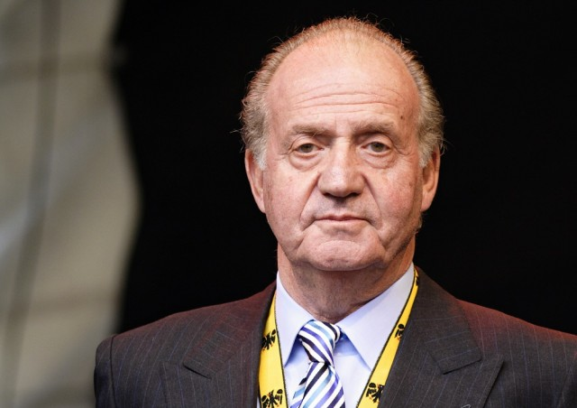 Juan Carlos Spain Confirms Exiled Former King is in UAE