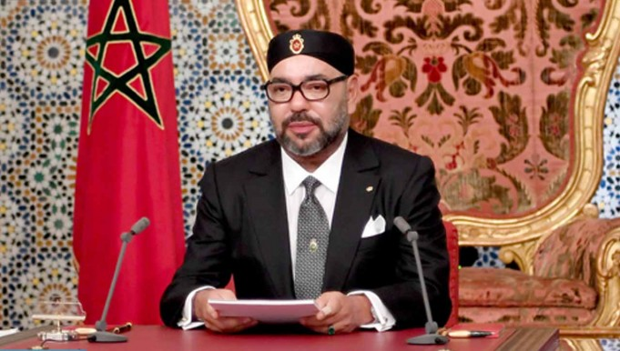 King Mohammed VI to Address Nation to Honor Revolution of King and People