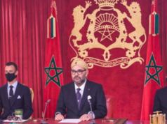King Mohammed VI Delivers Speech to Honor Anniversary of Revolution of King and People