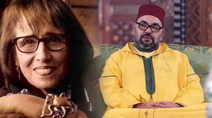 King Mohammed VI Expresses Condolences to Family of Late Touria Jabrane