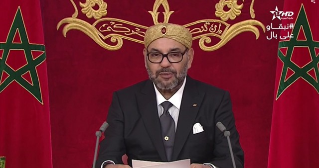 King Mohammed VI Says Neglect of COVID-19 Measures is Unpatriotic