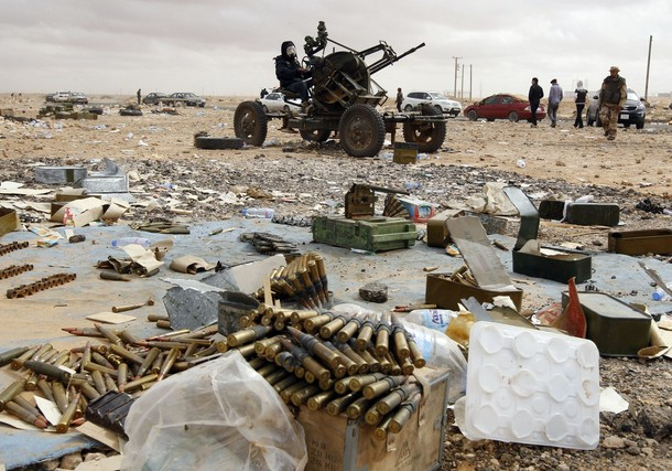 Libya: NATO's Call for Political Solution to Fall on Deaf Ears
