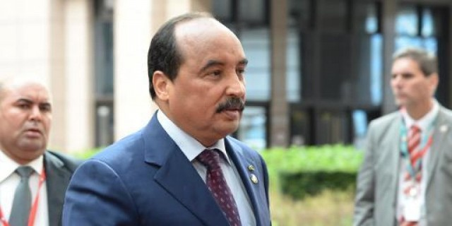 Mauritania's Former President in Custody for Alleged Corruption