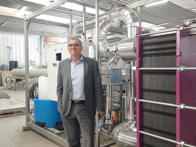Moroccan Scientist Features Starklab's Innovation to Fight COVID-19