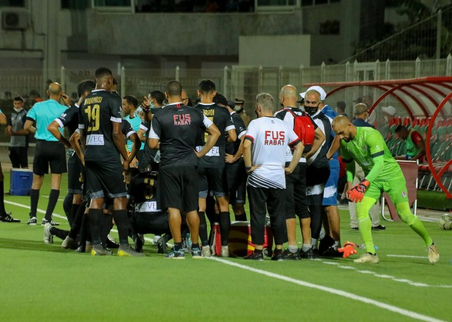 Morocco's Fath Football Club Confirms 13 COVID-19 Cases Among Members