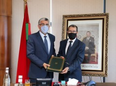 Morocco's Head of Government Receives Report on Cancer Treatment Fund