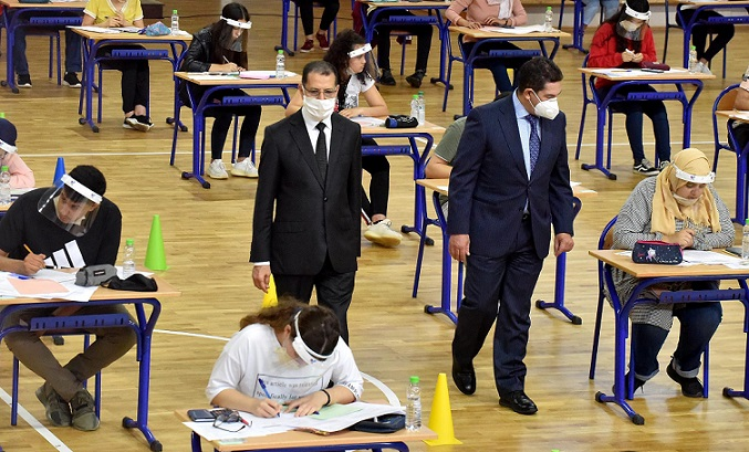 Morocco's Ministry of Education Vows 'Normal' 2020-2021 Academic Year