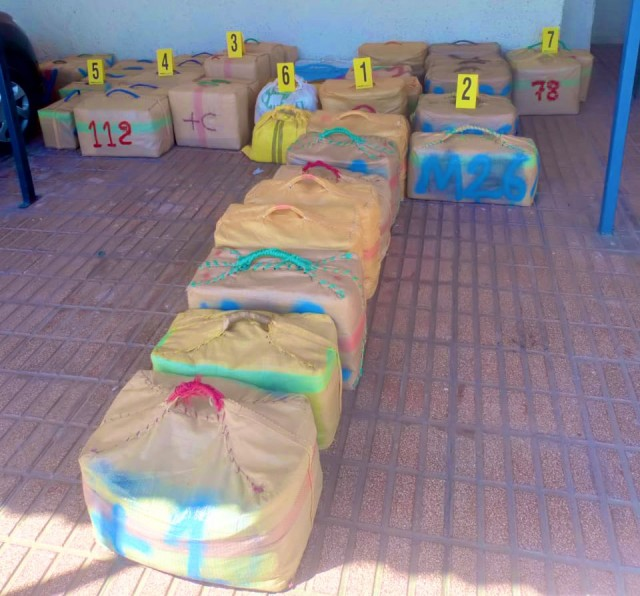Morocco Aborts International Drug Trafficking Operation in Nador