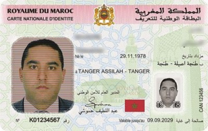 Morocco's DGSN: Appointment Necessary to Request or Renew CNIE