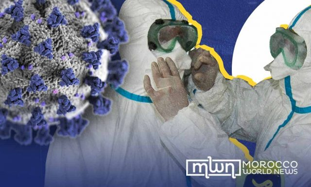 COVID-19 cases in Morocco as of August 22