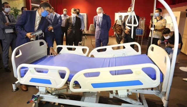Morocco Introduces 100% Moroccan Intensive Care Bed Amid COVID-19