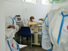 Morocco Opens New COVID-19 Medical Unit in Tangier.