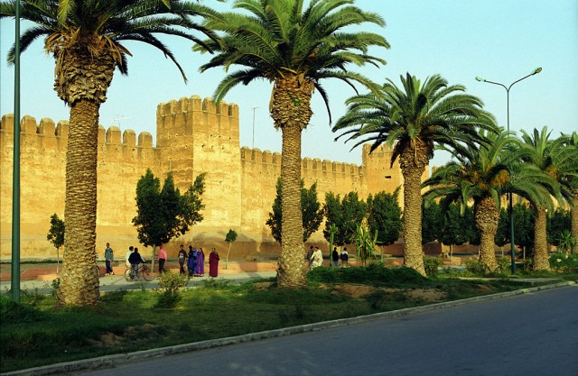 Morocco Prosecutes 1% of Taroudant Population for Not Wearing Masks