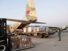Morocco Sets Up Military Field Hospital in Beirut Amid Growing Crisis