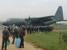 Morocco, UN Repatriate 60 Moroccan Peacekeepers from DRC