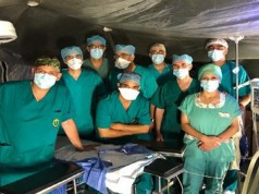 Morocco's Field Hospital in Beirut Carries Out Successful Surgeries