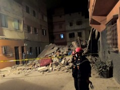 One Person Dead After House Collapses in Casablanca