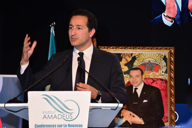 Othman El Ferdaous Launches Hashtag to Welcome Input on Moroccan Sports