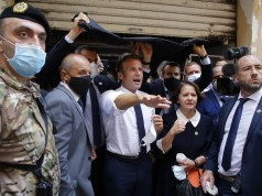 Beirut Explosion: Macron Plays White Savior in Visit to Lebanon
