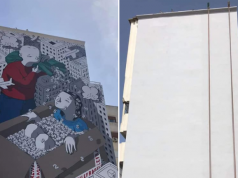 Removal of Mural Artwork by Italian Artist Millo in Casablanca Stirs Backlash