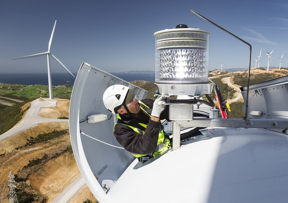 Siemens Gamesa Looks Forward' to Boosting Morocco's Wind Energy