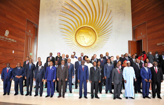 The African Union Welcomes the Ceasefire in Libya