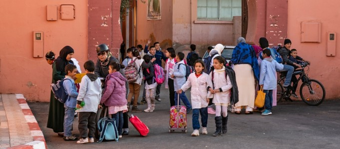 The Return to School During COVID-19 A Moroccan Perspective