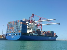 Traffic of Phosphate, Derivatives Increases by 13.1% in Moroccan Ports
