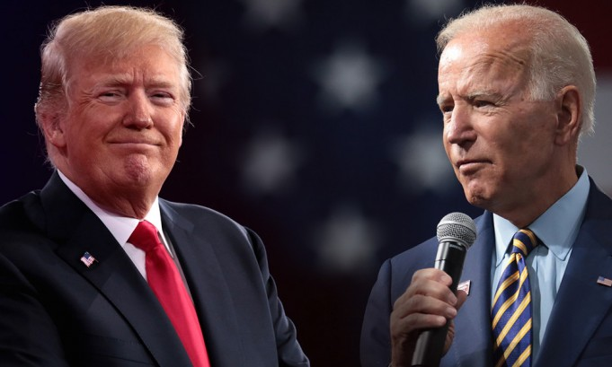 Poll Shows Trump and Biden Evenly Matched Ahead of Party Conventions