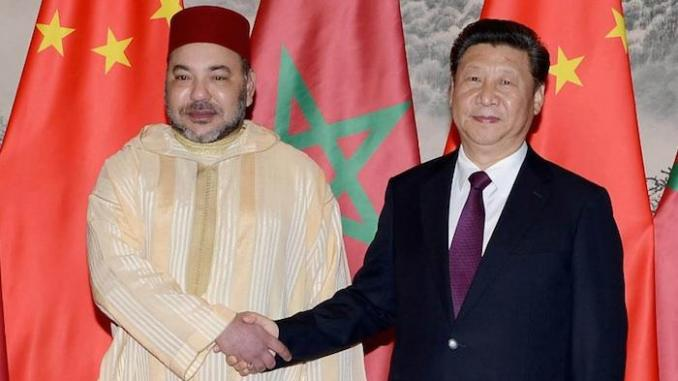 King Mohammed VI, Xi Jinping Discuss Morocco-China Cooperation