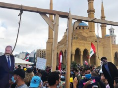 Frustration and Rage Mounts as the Lebanese Protest Their Government