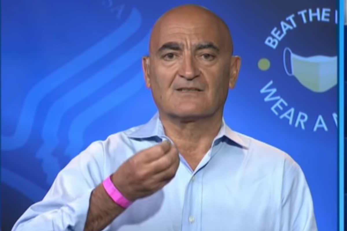'Enough': Moncef Slaoui Responds to Calls for His Resignation