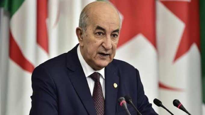 Abdelmadjid Tebboune Claims Algeria Has No Problems with Morocco