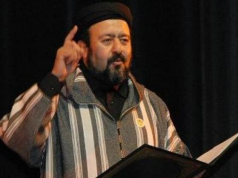 Moroccan actor Anouar Joundi