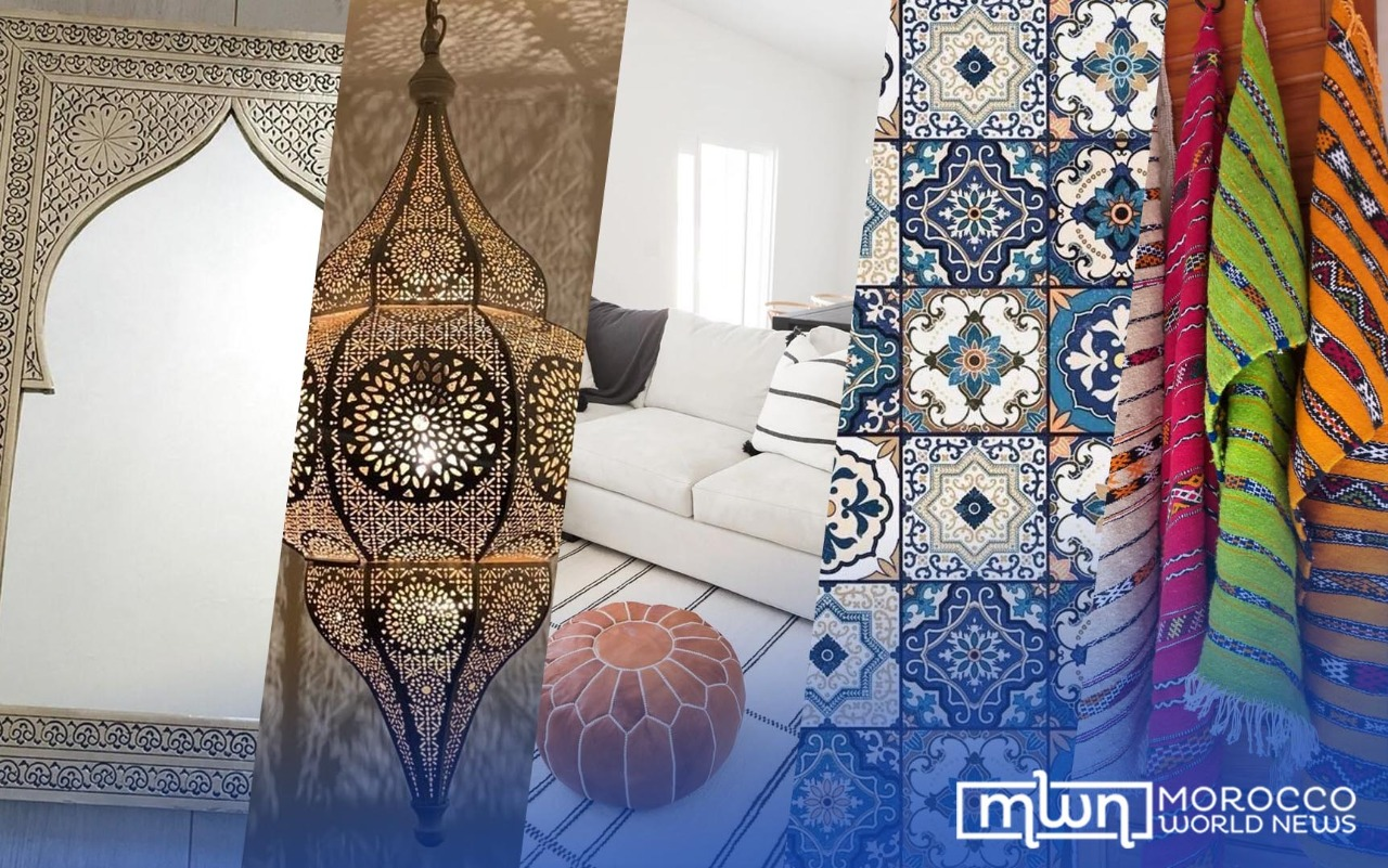 Beautiful Moroccan Decor and Furniture to Enhance Your Home Design