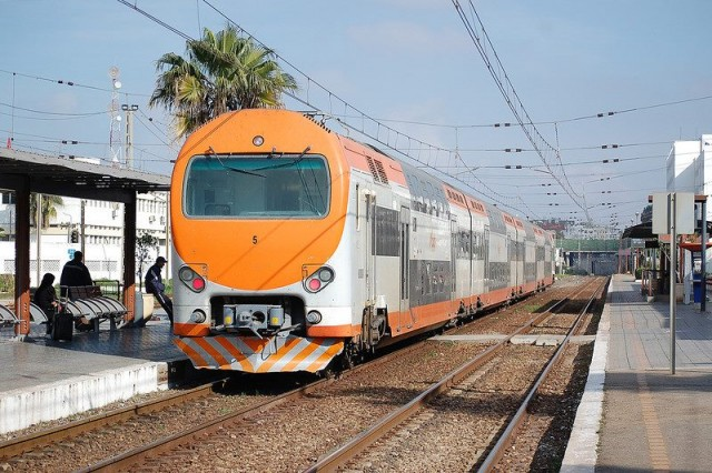 COVID-19 Crisis, 44% Fewer Passengers Rode Morocco's Trains in H1 2020