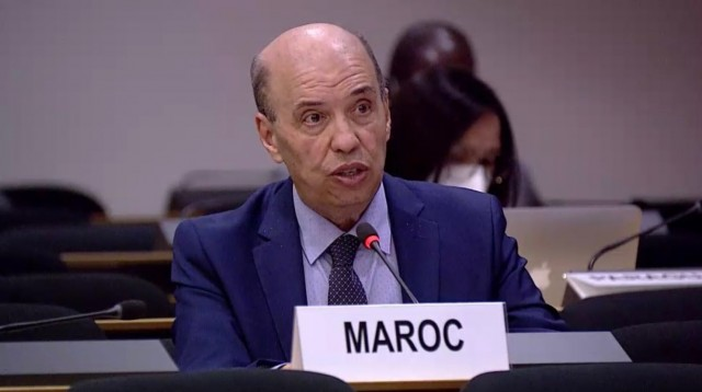 COVID-19 Morocco Calls for International Help for Developing Countries