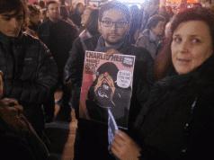 Charlie Hebdo Again Depicts Prophet Muhammad