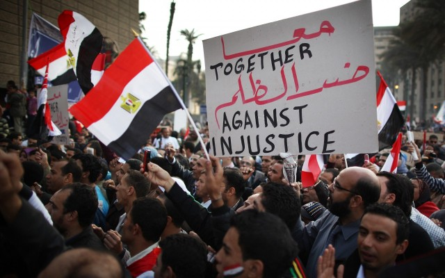 Police Respond With Death, Violence as Mass Protests Rock Egypt