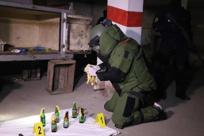 Fighting Terrorism: Morocco Seizes Explosive Materials Near Rabat