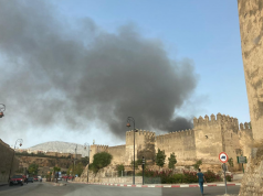 Fire Ravages Old Medina of Fez, Destroys Over 80 Businesses.