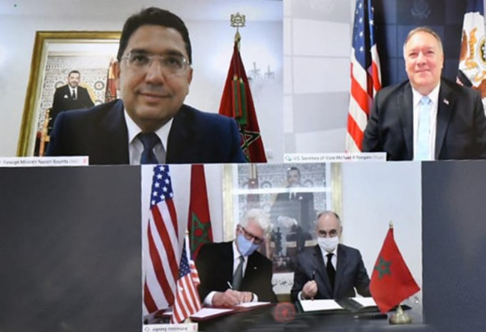 Foreign Minister Morocco, US Maintain 'Steadfast Alliance'