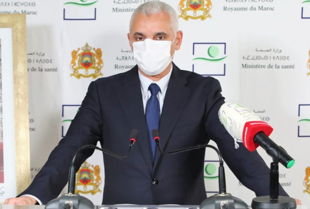 Health Minister; Morocco Risks 'Being Overwhelmed' by COVID-19