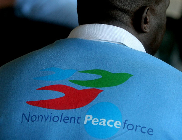 Hope in the Dark Nonviolent Peaceforce