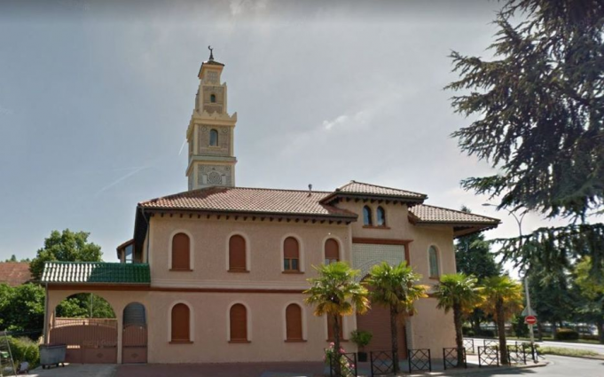 Islamophobia Tags on Mosque in France 'Disgust' French Officials