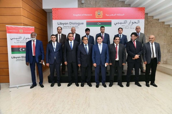 Dialogue on Libyan Crisis Continues for 2nd Day in Bouznika, Morocco