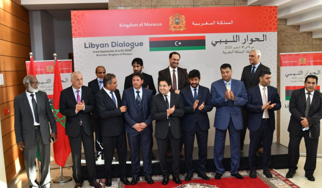 Libyan Parties Reach 'Comprehensive Agreement' After Talks in Morocco