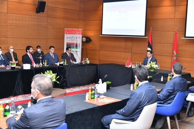 Libyan Delegations Begin Peace Talks in Morocco's Bouznika