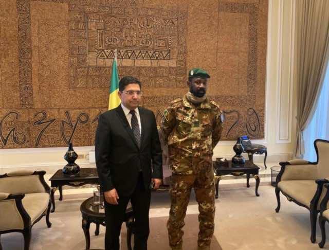 Mali Thanks Morocco, King Mohammed VI for Post-Coup Diplomacy